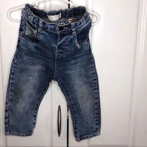 Zara Jeans Size 12/18 Months